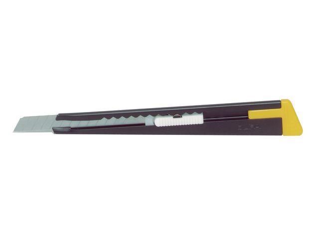 Olfa Afbreekmes Olfa 180 houder metaal zwart