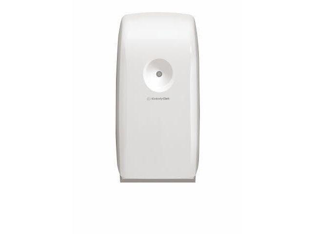 Aquarius (Kimberly-Clark) Luchtverfrisser dispenser Aquarius wit