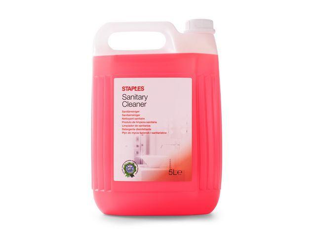Staples Sanitairreiniger SPLS floral perfum 5L