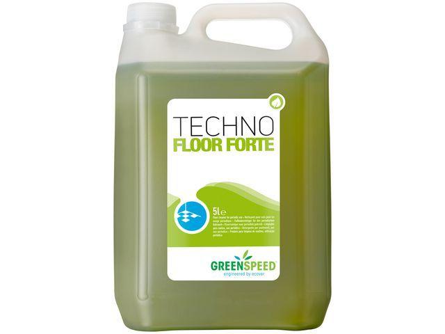 GREENSPEED Vloerreiniger Techno Floor Forte 5L