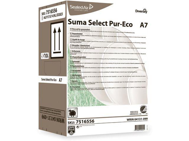 Suma Vaatwasmiddel Suma Select PurEco A7 10L