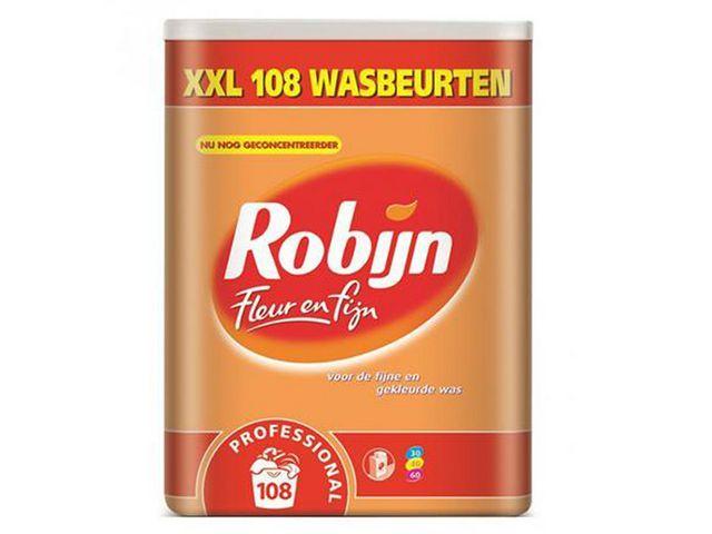 Robijn Wasmiddel Robijn Prof fleur fijn 5.94kg