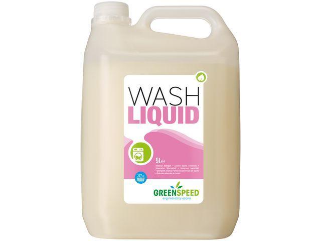 GREENSPEED Wasmiddel Wash liquid geconc.vl 5L