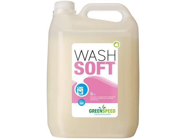 GREENSPEED Wasverzachter Wash Soft 5L