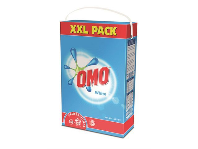 Omo Wasmiddel OMO prof White/ds 8.4 kg