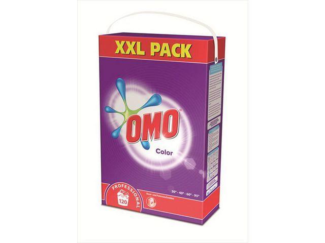 Omo Wasmiddel OMO prof. Color/ds 8.4 kg