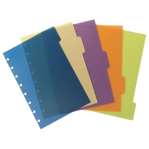 Indexkaarten en dossiermappen