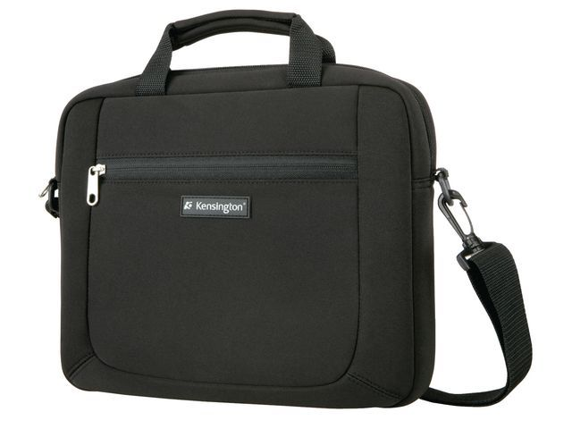 Kensington Laptopsleeve Kensington SP12 zwart 12in