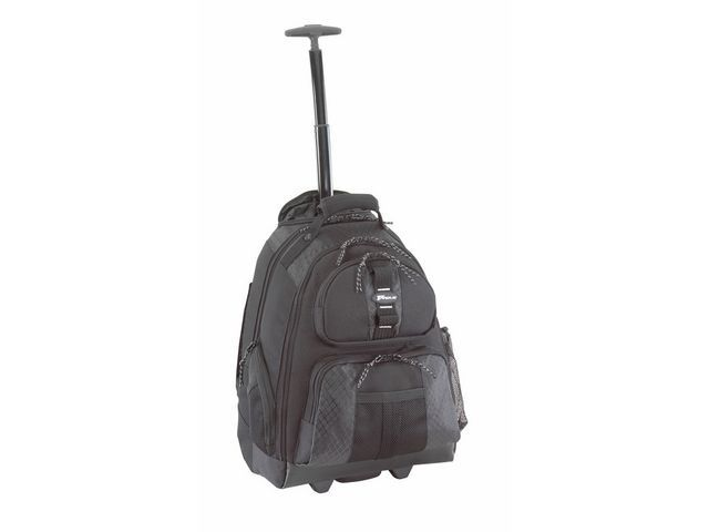 Targus Laptoptas Targus rolling backpack 15.6