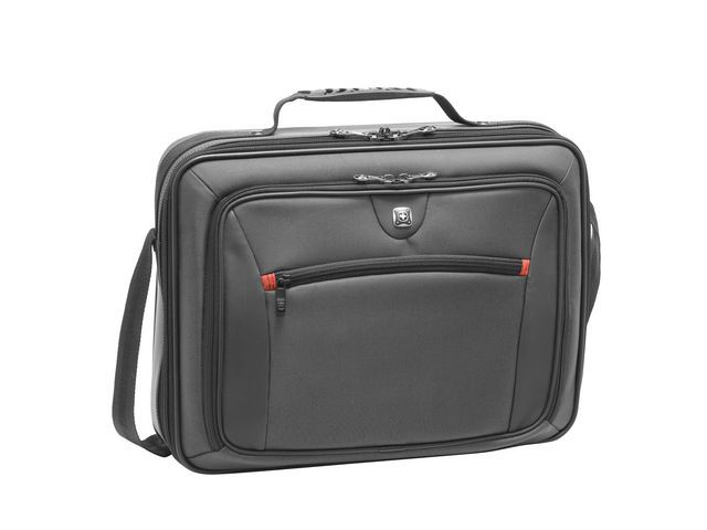 Wenger Laptoptas Wenger Insight grijs