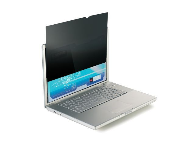 3M™ 3M™ Privacy filter widescreen Laptop 14.1 inch wide. frameless