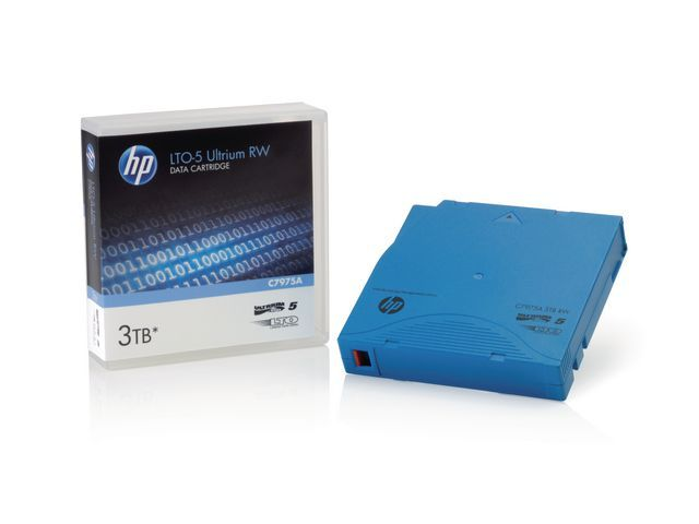 HP Datacartridge HP LTO Ultrium 5 1.5/3 TB