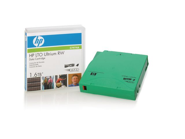 HP Datacartridge HP LTO Ultrium 4 0.8/1.6TB