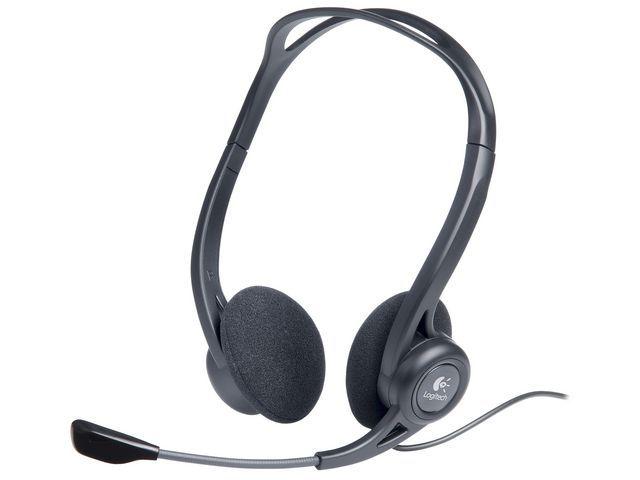 Logitech Headset Logitech PC960 Stereo USB