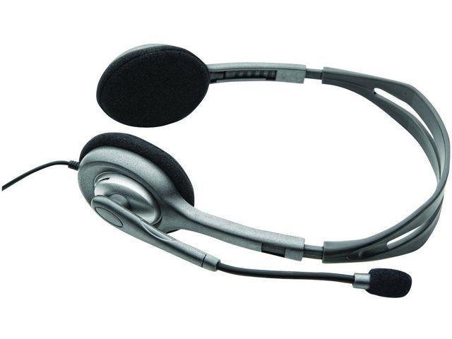 Logitech Headset Logitech stereo h110