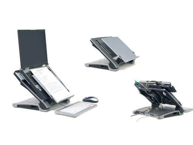 Bakker Elkhuizen Laptopstandaard BE Ergo-T 340