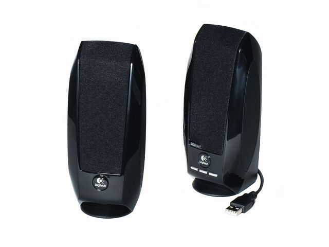 Logitech Speakerset Logitech S150 Black