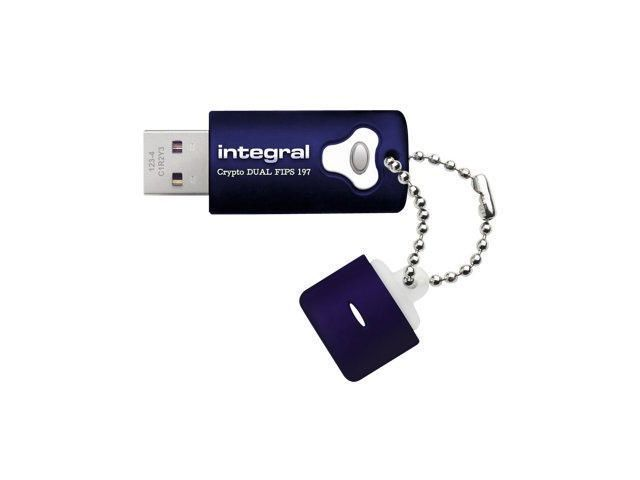 INTEGRAL MEMORY USB Integral Crypto admin FIPS197 16GB