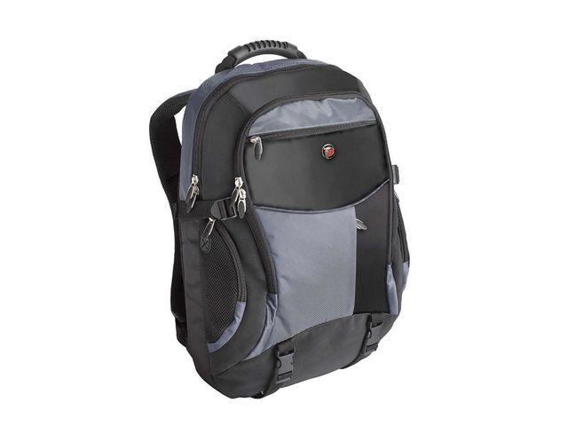 Targus Laptoptas Targus XL Backpack zwart/grijs