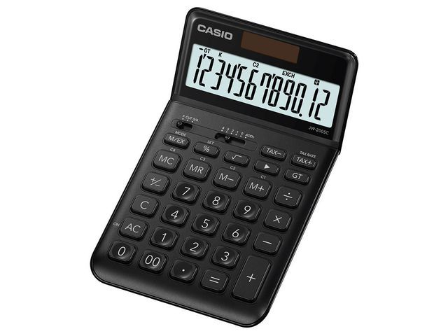 Casio Rekenmachine Casio JW-200SC-BK