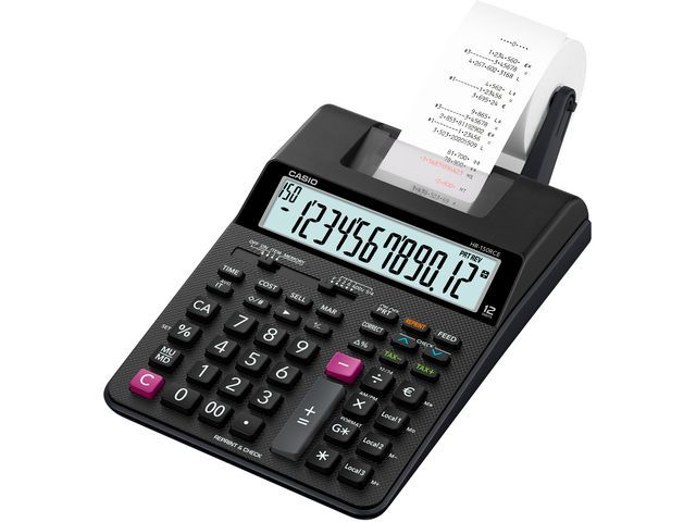 Casio Printing Calculator CASIO HR-150RCE