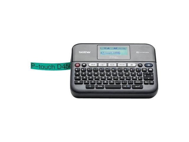 Brother Labelmaker P-Touch PT-D450VP AZERTY
