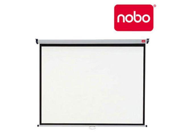 Nobo Projectiescherm nobo wand 200x151