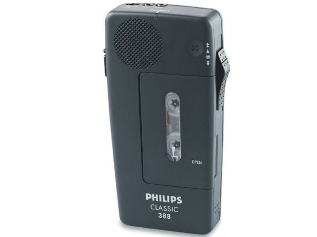 Philips Dicteerapparaat Philips LFH 388