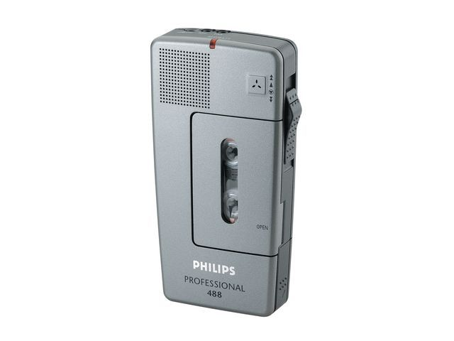 Philips Dicteerapparaat Philips LFH 488