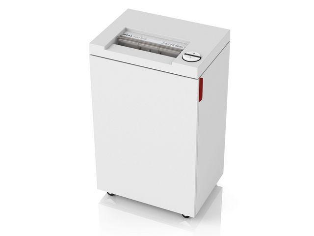 IDEAL Papiervernietiger Ideal 2465 4mm + kast