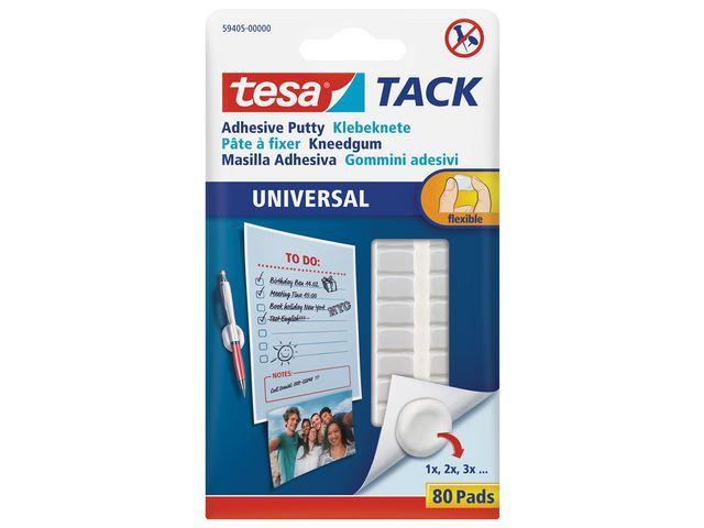 tesa® Kneedgum Tack wit /pk80