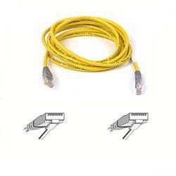 Belkin Cable Belkin CAT5e Molded XOver 3M