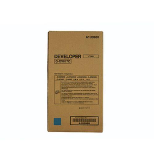 Minolta Minolta DV-617C (A1U9960) developer cyan 300K (original)