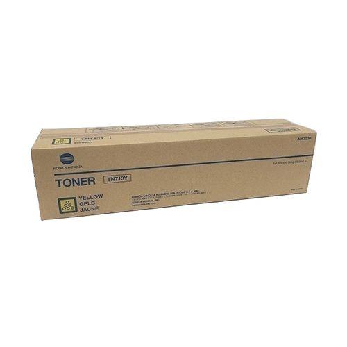 Minolta Minolta TN-713Y (A9K8250) toner yellow 33200p (original)