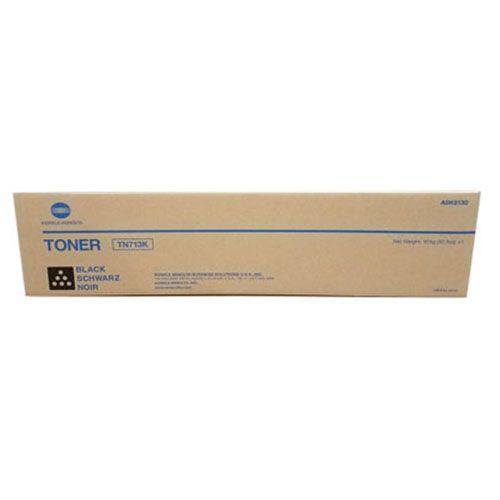 Minolta Minolta TN-713K (A9K8150) toner black 48900p (original)