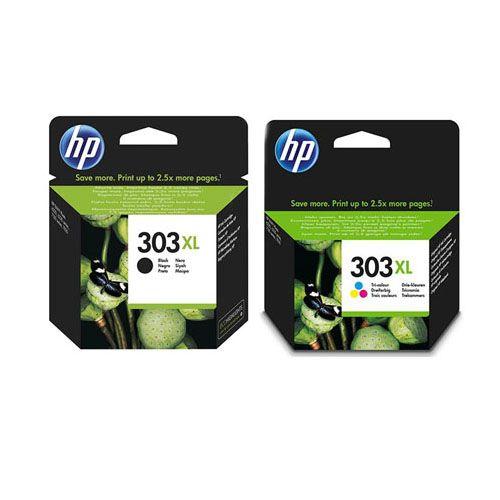 HP HP 303XL (3YN10AE) ink black/color (original)