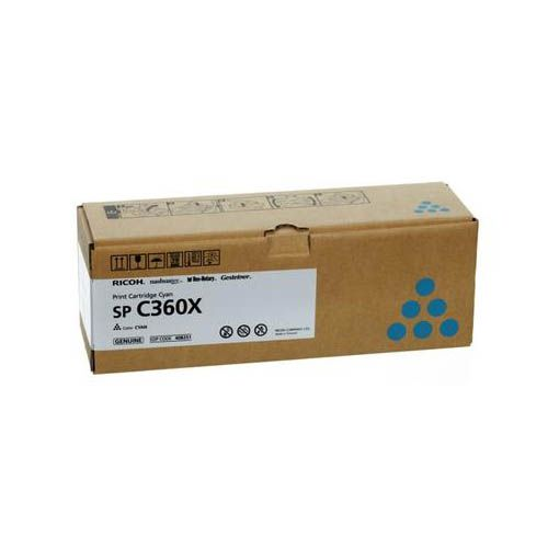 Ricoh Ricoh TYPE SP C361 (408251) toner cyan 9000 pages (original)