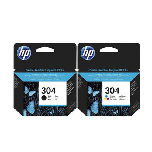 HP HP 304 (3JB05AE) ink black/color (original)