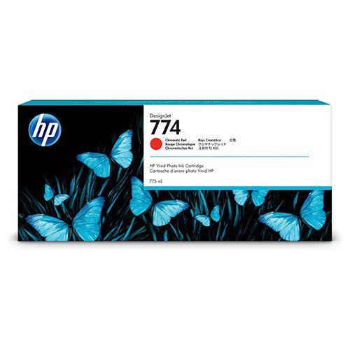 HP HP 774 (P2W02A) ink red 775ml (original)