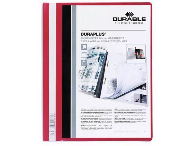 Durable Hechtmap Durable Duraplus 2579 rood