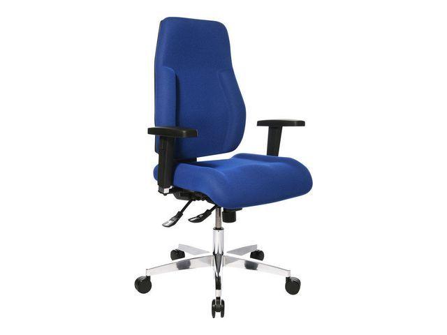 TOPSTAR Bureaustoel point 91 d blauw
