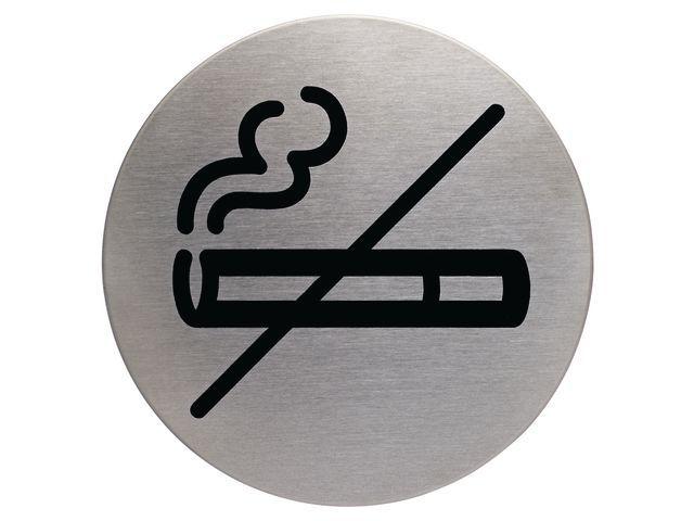 Durable Pictogram staal verboden te roken