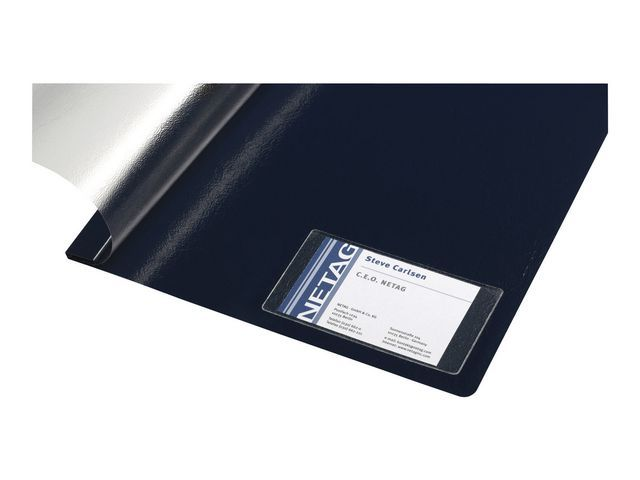 Durable Insteekhoes strip 65x105mm zelfkl/pk10