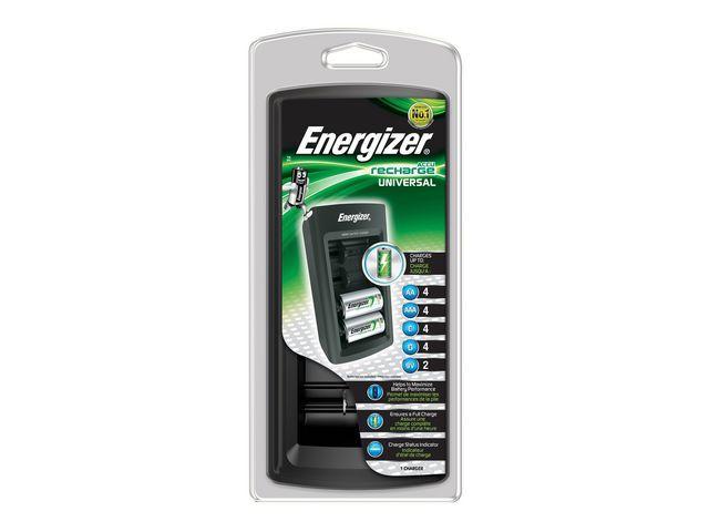 Energizer Batterijlader Energizer Universal