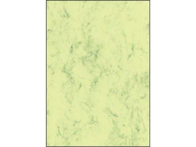 Sigel Expres Papier Sigel A4 marmer 200gr beige/pk50v