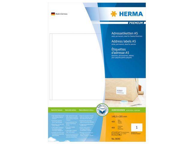 Herma Etiket ILC 149x205 prem wit/pak 400
