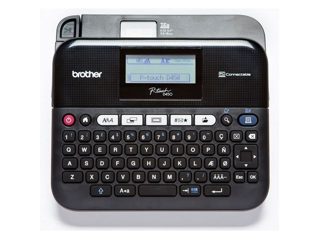 Brother Labelmaker P-Touch PT-D450VP QWERTY