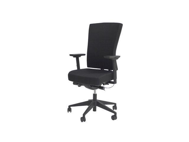 Bureaustoel 300 NEN-EN 1335 zwart