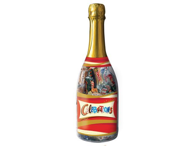 Celebrations Chocola Celebrations fles 312gr