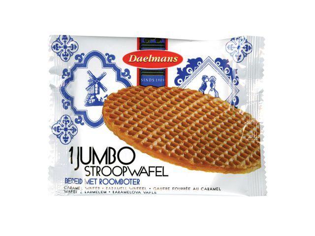 Daelmans Koek kantine stroopwafel/doos 36